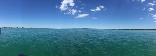 Panorama of Barnstable Harbor